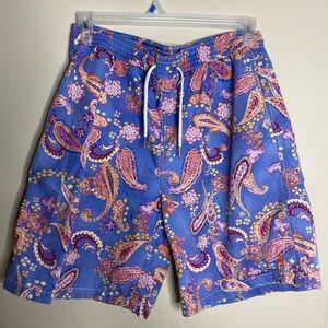 Vintage polo Ralph Lauren swim trunks size medium